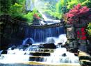 宝峰湖景区图片