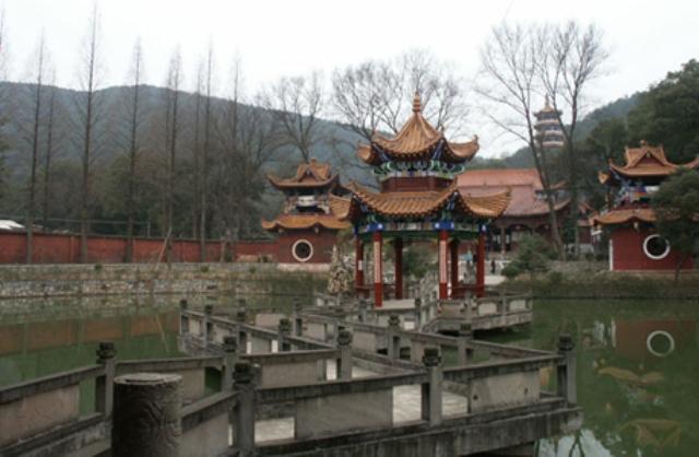 石门夹山寺
