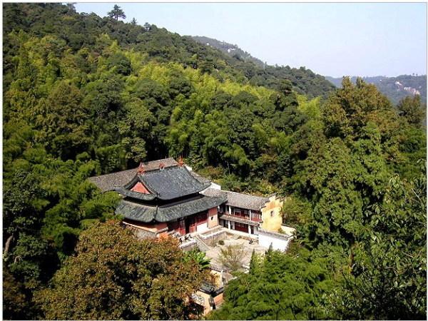 衡阳方广寺