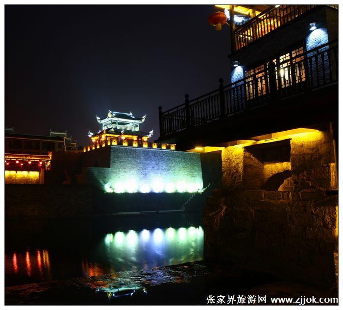 吉首乾州古城,德夯大峡谷景点