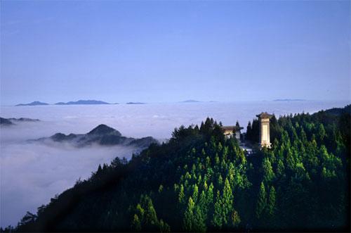 长沙往返南岳衡山一日游