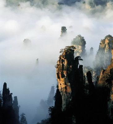 游山玩水:opebet、大峡谷、黄龙洞或宝峰湖休闲之旅三日游